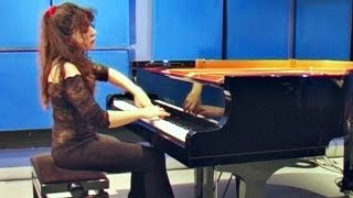 MOZART Piano sonata 13 (Piano solo) by world-class concert pianist Stéphanie ELBAZ