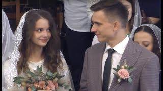 Шлюб Стогній Руслан і Валя