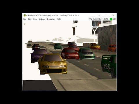 Full Download] Cxbx Reloaded Xbox Emulator Outrun 2 Ingame 8b71d40