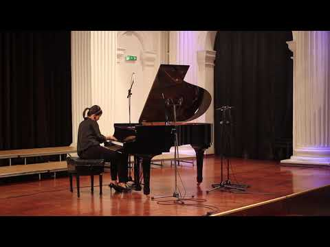 Frederic Rzewski: Marriage, from The Road (Mile 58)