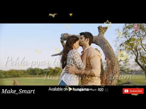 Tere Mere Pyar Nu Nazar Na Lage Song What's App Status Series #19 By Make Smart.