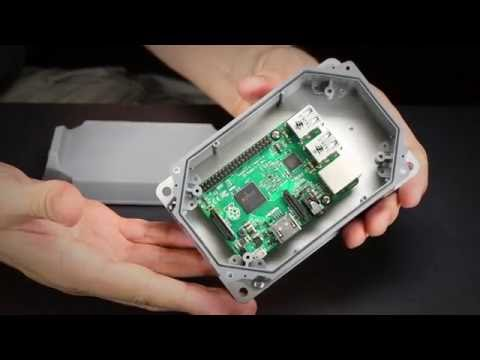How to Install Raspberry Pi Into OpenH Rubicon Weatherproof Enclosure