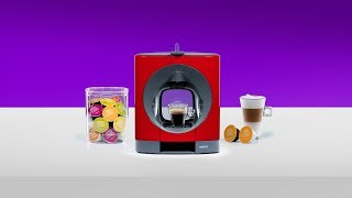Set up your NESCAFÉ Dolce Gusto Oblo coffee machine by Krups