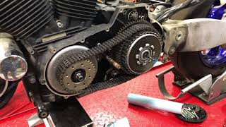 Sportster Primary Disassembly