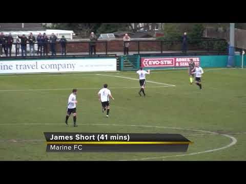 Marine FC v Hednesford Town | Evo-Stik Premier Division