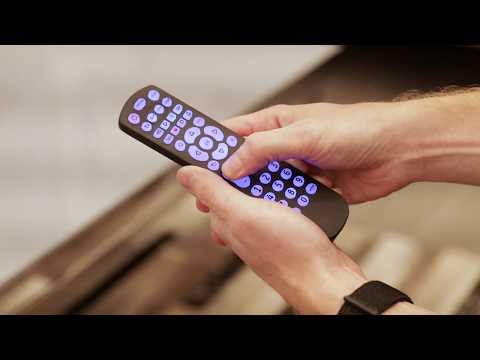 Programming Your UltraPro Universal Remote - Auto Code Search
