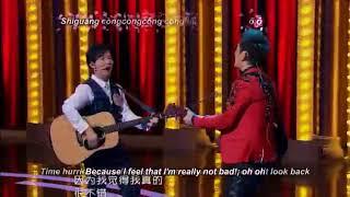 Download Lang Hua Yi Duo Duo 浪花一朵朵 - Richie Ren 任賢齊 feat. Ah Niu 阿牛 -  Eng Sub / Romanization Lyric