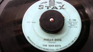THE MAR-KEYS PHILLY DOG STAX RECORD LABEL S-185