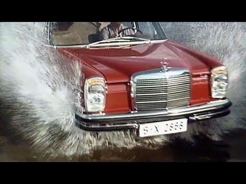 1968 Mercedes-Benz 250 W114 Stroke Eight - Design Features, Development, Safety