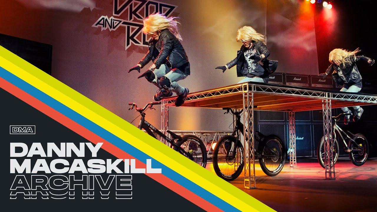 Danny MacAskill - Archive - The Hippy Hop Knee Slide