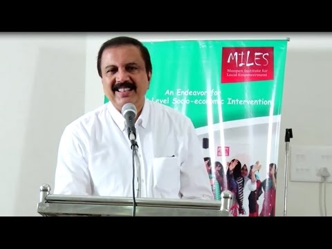 Dr. Azad Moopen at MILES