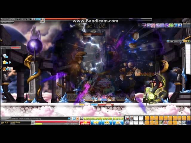 Maple Extalia - Angelic Buster Solo ARK (TH)