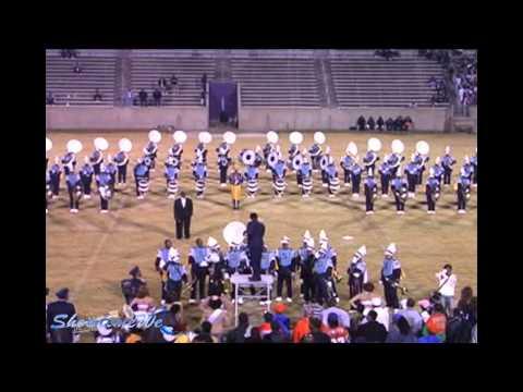 2005 Southern University Marching Band Human Jukebox - Fieldshow - 2005 Atlanta BOTB SU