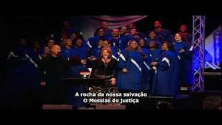 Paul Wilbur -  Baruch adonai / Shout of El Shaddai (Legendado em português)