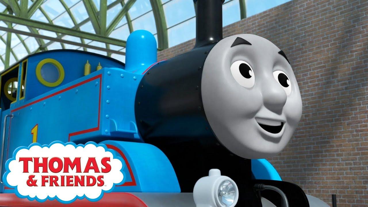 Super Bubble Thomas | Cartoon Compilation | Magical Birthday Wishes | Thomas & Friends™