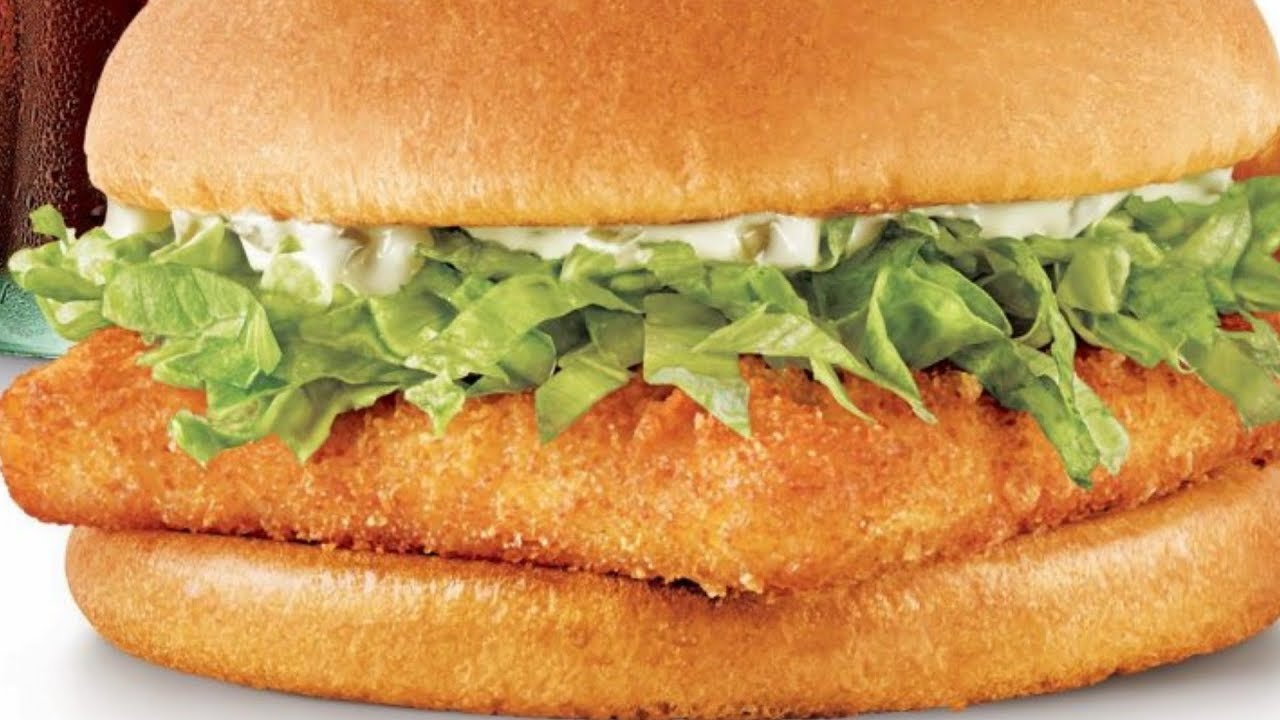 Ranking Fast Foods Fried Fish Sandwiches From Worst To First Youtube