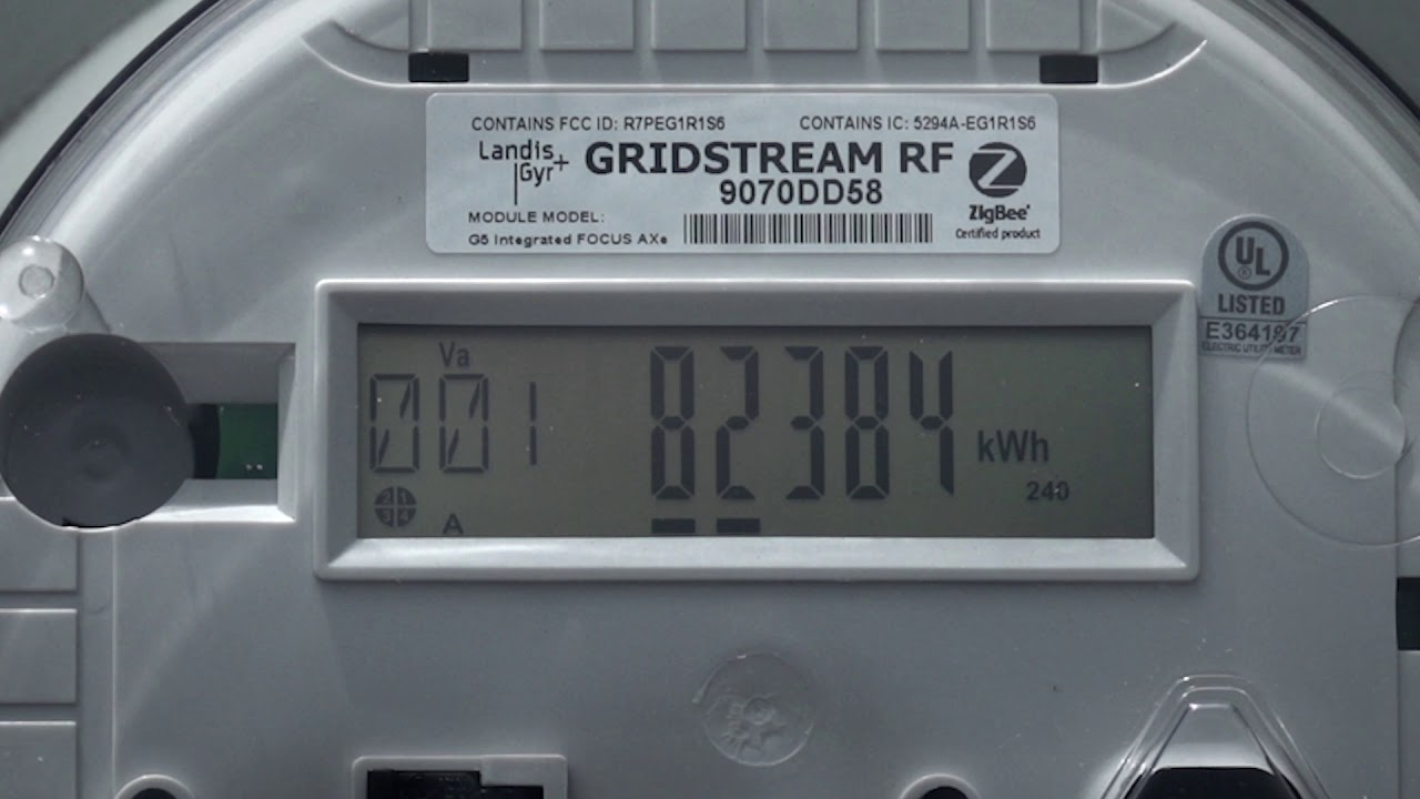 Advanced Meters | Clay Electric
