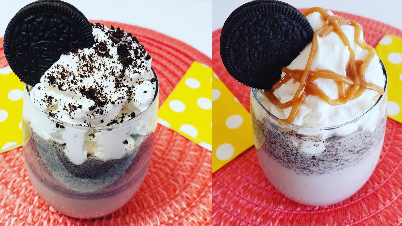 Oreo Milkshake - Bautura racoritoare cu Oreo | Gateste cu Iulia