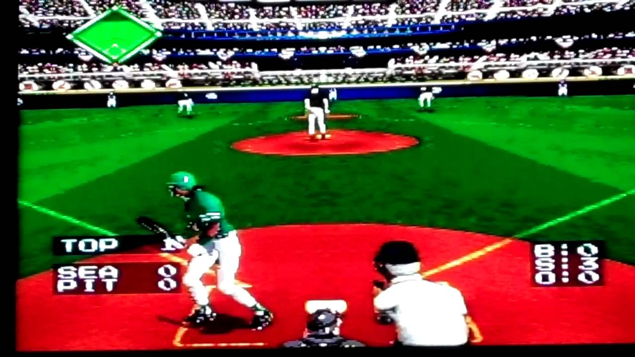 361f3b19fc SNES Ken Griffey Jr.'s Winning Run: The Game I Could Never Win - YouTube