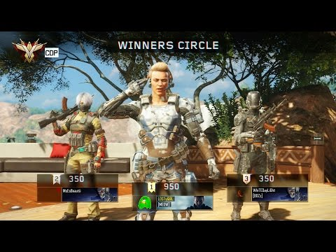 Call of Duty: Black Ops 3 Online - Search and Destroy at Hunted Gameplay