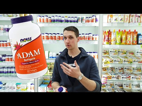 Now ADAM мужской витаминно-минеральный комплекс