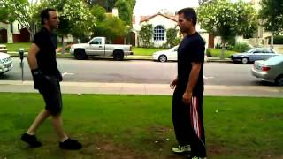 Savate Street Defense by John Adams