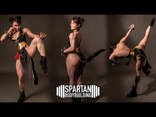Yuan Herong workout | Spartan Bodybuilding