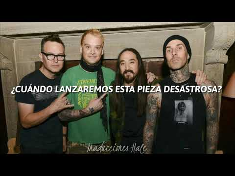Why Are We So Broken- Steve Aoki ft Blink-182/ Español