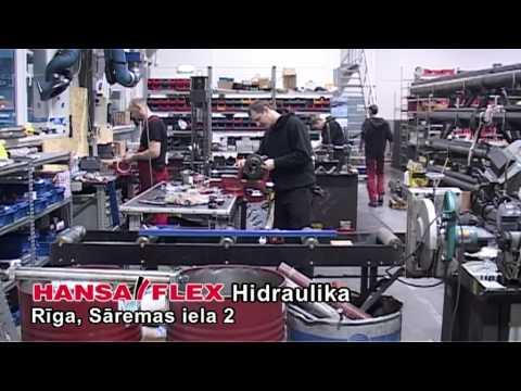 HANSA FLEX 15122012 - YouTube
