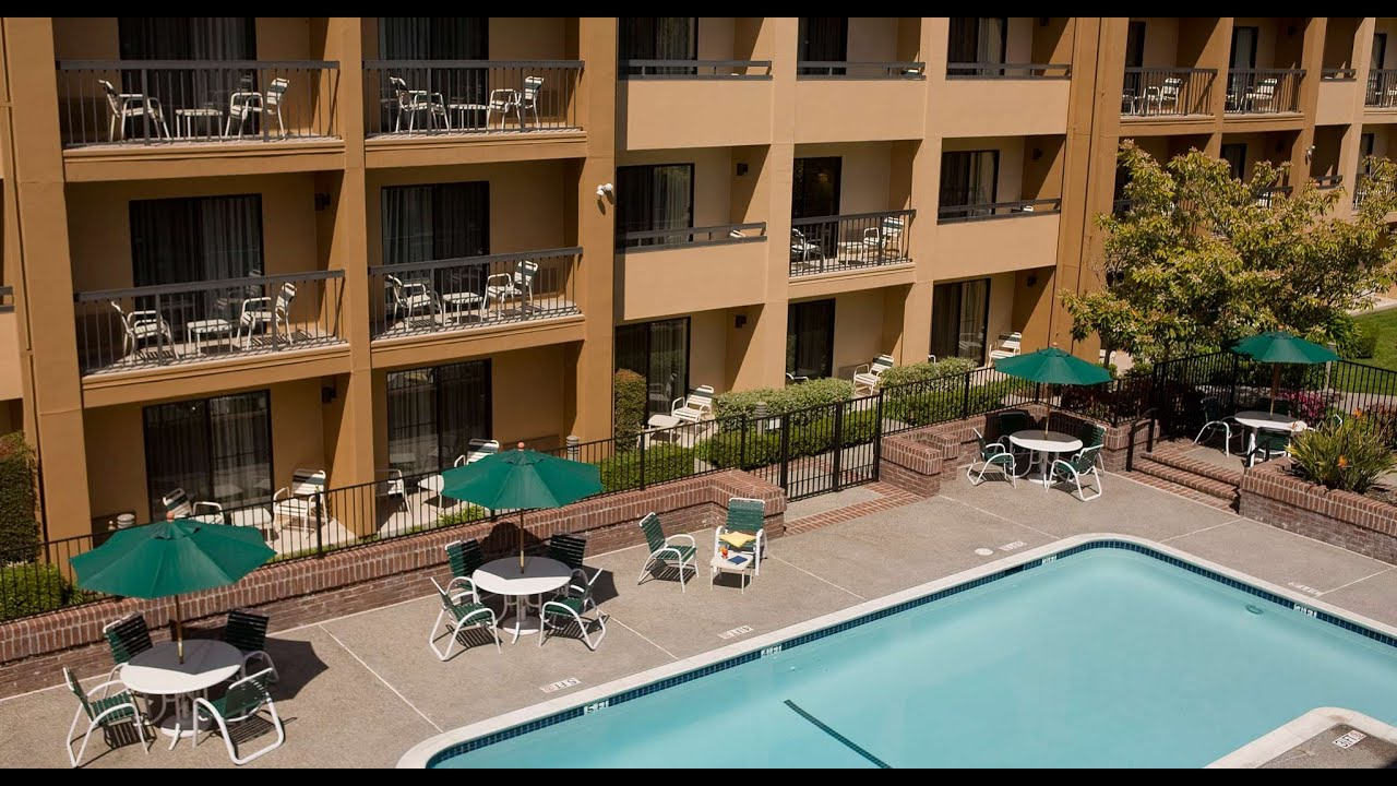Courtyard San Jose Cupertino - Cupertino Hotels, California - YouTube