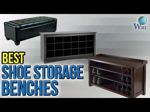 Best Shoe Storage Benches