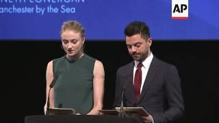 'La La Land' leads BAFTA nominations with 11 nods