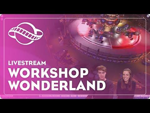 Workshop Wonderland (w/ Bradley Pollard)