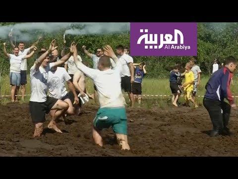 صباح العربية | مونديال الوحل في روسيا  - نشر قبل 1 ساعة