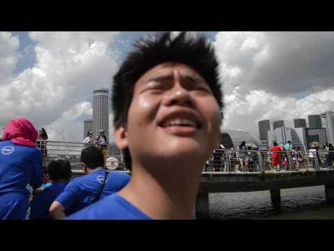 Singapore travel vlog with Nano S. family