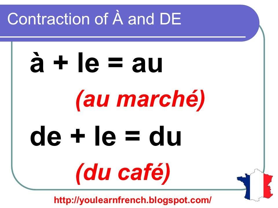 Du In French