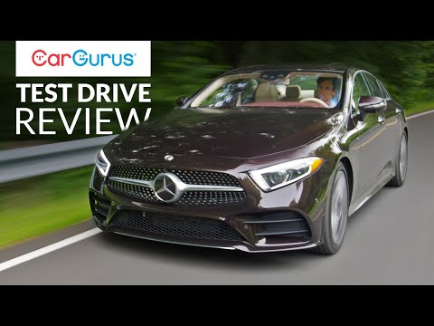 2019 Mercedes Benz Cls Class Cargurus Test Drive Review Youtube