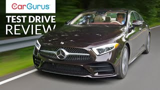 2019 Mercedes-Benz CLS-Class | CarGurus Test Drive Review