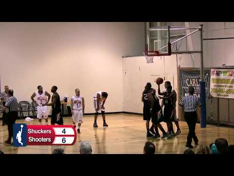Toms River Shooters vs Bay Area Shuckers - March 4th, 2012