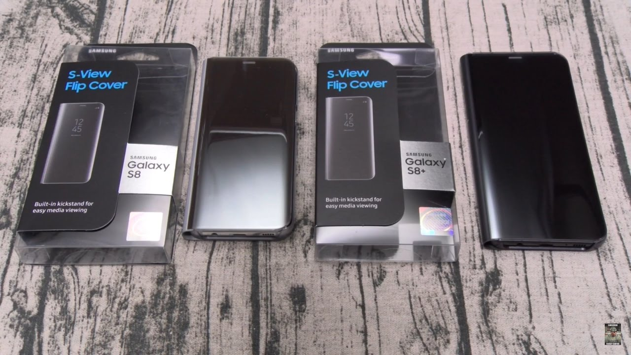 custodia per galaxy s8 flip wallet