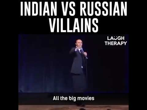 Download Trevor Noah INDIANS VS RUSSIAN VILLAINS