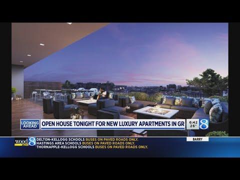 New luxury apartments open in GR: Inside 601 Bond