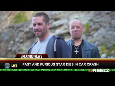 Paul Walker: Collision Course