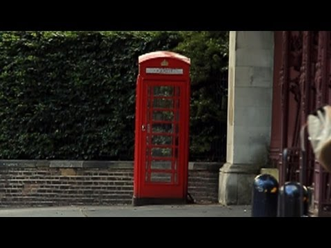 God Save The Phone Box