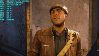 Mafia 3 GTX 1060 & FX 6300 1080p High Settings gameplay with SweetFX mod
