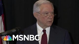 Attorney General Jeff Sessions Gets A Case Of The 'Lying Disease' | Morning Joe | MSNBC