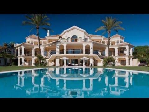 villa de luxe a louer marbella - Villa Plain Pied De Luxe