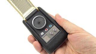 Bluetooth Star Trek Communicator Review