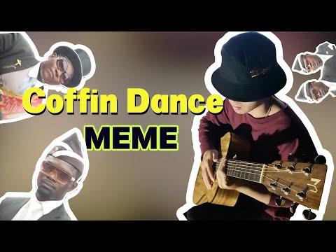 ASTRONOMIA - COFFIN DANCE MEME - ( VŨ ĐIỆU BÊ QUAN TÀI )TRỌNG LÊ Fingerstyle  | Guitar Remix TikTok