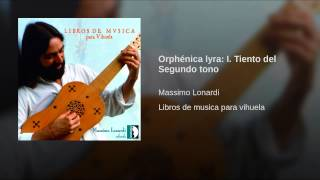 Orphénica lyra: I. Tiento del Segundo tono